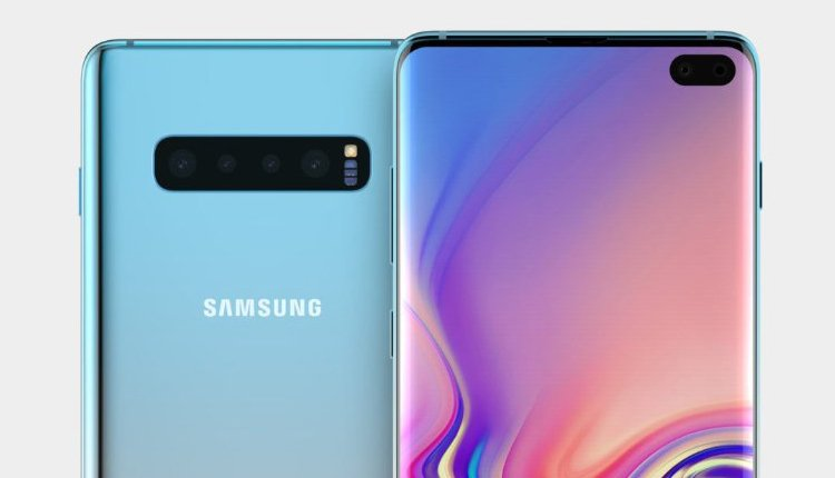 Samsung Galaxy S10 Top 5g Smartphone for 2019